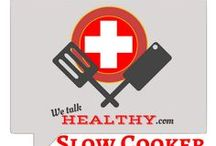 Slow Cooker Recipes / Want to collaborate? Great! Follow WeTalkHealthy and comment on one of my pins here: https://www.pinterest.com/akersmomma/we-talk-healthy-blog/ Simple rules: leave a pin share a pin, and pin away.