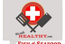 Fish & Seafood Recipes / Want to collaborate? Great! Follow WeTalkHealthy and comment on one of my pins here: https://www.pinterest.com/akersmomma/we-talk-healthy-blog/ Simple rules: leave a pin share a pin, and pin away.