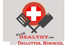 Declutter, Minimize, & Organize