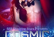 Cosmic Cabaret: Where Hearts Collide in the Greatest Show in Space / Cosmic Cabaret, a sci-fi romance anthology