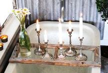 Shabby Chic / by Tanya Leigh