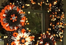 Halloween Crafts, Decorating, Games / Note: For inexpensive holiday decorations and craft supplies, try your local Dollar Tree and Big Lots first. Trust me, you'll save a LOT of money!
