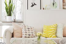 Decor / Architecture // Things for the home // colours // trends // mixing it up / by Tess Summerfield-Green