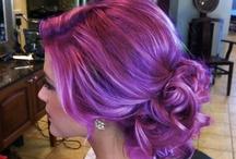 Salon Inspiration / Hair & Makeup / by Cherie Kuhn-Williams