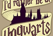 all things potter / by Suzanne Melugin