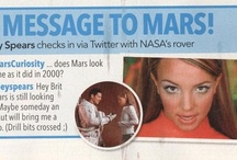Britney in the Press / A compilation of articles and magazine scans following Britney in the Press. / by Britney Spears