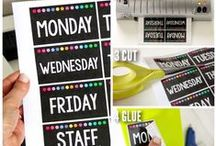 Class Themes & Organizing / by Kristen Ames