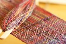 CREATE: Weaving. / by Karin Bergstrom