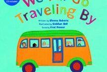 Preschool Books: My Faves