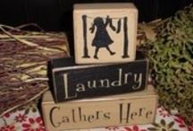 all things laundry / by Suzanne Melugin