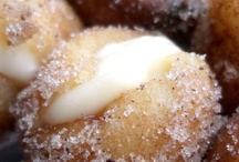 Sweet Stuff & Yummy Desserts / All kinds of great recipes for the lover of sweets!!! / by Cheryl Bloemendaal