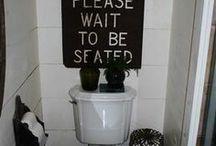 HOME: Bathroom / by Karin Bergstrom