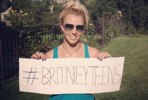#BritneyTeens / Britney's Final Four! / by Britney Spears