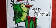 Art~Christmas / cards, gift ideas
