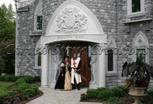 Gothic Castle Home Remodel / Carved Stone Creations helped renovate a normal modern home into a Gothic Castle with the use of several carved natural stone elements that helped the home owners create their dream home.  This board chronicles that transformation. / by Carved Stone Creations