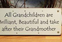 Grandchildren / by Claudia Trautwein