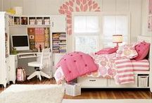 Girls Room / by Traci Little