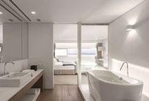 Bathroom Design / Relax. Unwind. Bathroom Designs. / by LBC Lighting