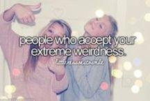 Best Friends  / by Jocelyn Bainter❥