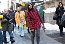 pretty in print / Checks, florals, tartans and more. Put your stamp on fashion with this on trend style.