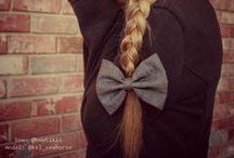 Hair! / by Jocelyn Bainter❥