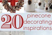 Simply Pinecones