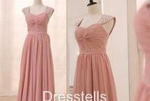 Bridesmaid dresses / by Nikita Sampath