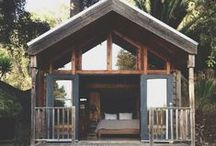 Camp/Cabin Style / by Nancy Soriano