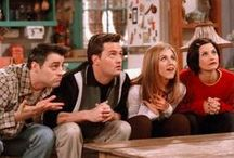 Friends / Chandler: I'm not so good with the advice...Can I interest you in a sarcastic comment? / by Jacqui Gordon