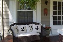 All things front porch / by Suzanne Melugin