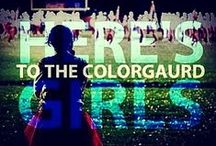 Marching Band//Color Guard / by Jocelyn Bainter❥