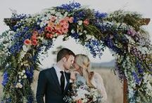 wedding // backdrops/decor/altar/arbours
