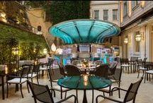 Palm Court Restaurant & Bar at the Hassler