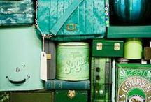 verde que te quiero verde<>green / by tori azul