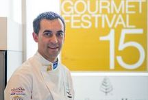 #WGF2014 : Paolo Casagrande / Confirmed to participate in the 15th Annual World Gourmet Festival at Four Seasons Hotel Bangkok and Four Seasons Resort Koh Samui is Paolo Casagrande of Lasarte Restaurante in Barcelona, Spain.