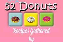 National Gluten-Free Doughnut Day / 52 Gluten-Free Doughnut Recipes Gathered by Johnna
