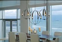 Dining Room Design / Beautiful dining room designs to welcome and impress your guests! / by LBC Lighting