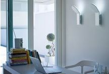 Home Office Design / Office Inspirations for Residential Spaces / by LBC Lighting