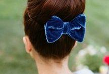 weddings //  hair & accessories