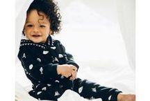 Sproet & Sprout / Hippe zwart/witte babykleding
