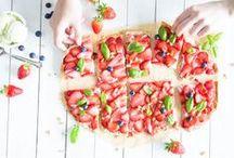 Sommerbeeren / Schmecken nach Sommer und sind richtig gesund: Beeren in allen Formen und Farben. Und das alles könnt ihr damit machen: