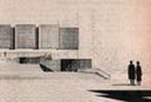 unbuilt / Architecture unbuilt nepostavené budovy návrhy concept