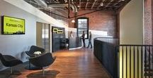 Commercial Space Details & Coworking Concepts