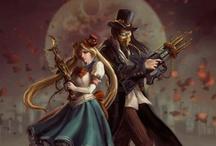 Steampunk = Swoon / by Jennifer Ackley
