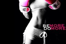 Kickass Boxing / Momma said Knock U out! / by Stef Heinson