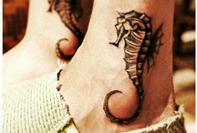 Tattoos  / by Kaite Chase