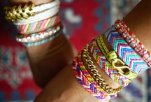 bracelets / MY OBSESSION