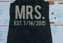 From Miss to Mrs. / by Sarah Smith