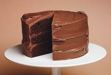 Cakes/Tortes / Scrumptious / by Karen Case