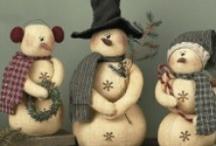 Snowmen / by Karen Case